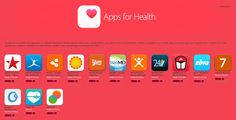 Apple has launched a new 'Apps for Health' section in the App Store that features applications which integrate with the new Health app in iOS Health App, Health Logo, News Health, Ipad, Apple Watch, Iphone, Health Drinks Recipes, Ios 8, Tutorials