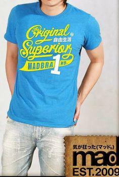 Marca Mad Trademark Mad Camiseta CMDU10371942 T-shirt CMDU1037942  #moda #goodlook #fashion #pittiuomo #eyewear #shabby #collection #chic #colori #colors #style #Camiseta #tshirt #streetwear #wear #ropa #man #unisex #hombre #design #diseño #streetstyle #tendencias #team_moxkito #trends #stylish #cute #pretty #styles #shopping