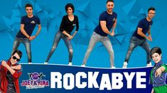 "Balli di Gruppo 2017 "" ROCKABYE "" Joey&Rina || IMPARA I PASSI || Line Dance"