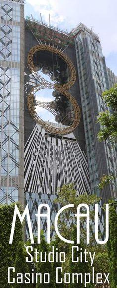 Studio City brings more than a dash of Hollywood glam to Macau.