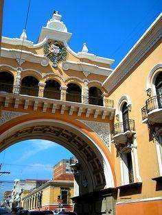 Arco de Correos, Guatemala