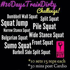 manko fit | MankoFit Day 13 Challenge