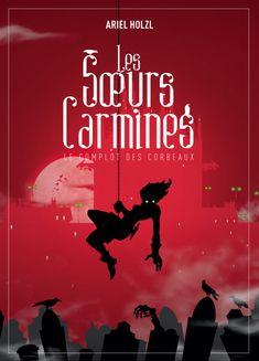 Les éditions Mnémos - Les Sœurs Carmines, le complot des corbeaux