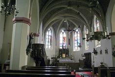 Johannes de doper kerk te Eygelshoven. Kerkrade.