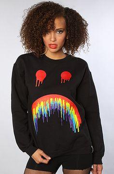 The Sad Daze Sweatshirt by Dimepiece Designs #misskl #winyourpin