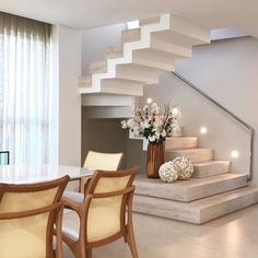 New House Stairs Design Luxury Ideas Home Stairs Design, Interior Stairs, Modern House Design, Interior Design Living Room, Stair Design, Interior Decorating, Decorating Ideas, Decor Ideas, Stairs In Living Room