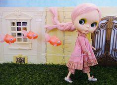 Walking the pet goldfishes | Flickr - Photo Sharing!