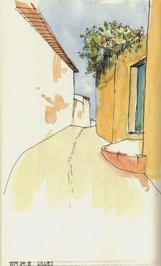 Urban Sketchers Portugal: Silves