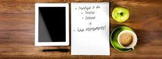 10 tips para ser una profesional productiva