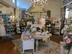 Timeless Menagerie store display
