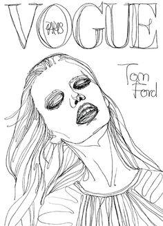 Vogue Paris.Daphne Groeneveld