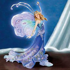 Satin Sapphire Fairy  Price $82.45