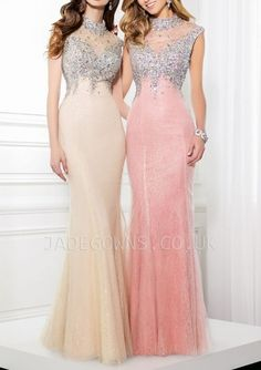 Jade gown  Evening Dresses