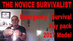 NS Emergency / Suvival Day Pack 2017 Survival Day, Survival Hacks, Bushcraft Knives, Camping Stuff, Channel, Packing, Videos, Bag Packaging
