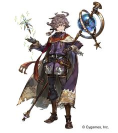View an image titled 'Event Johann Art' in our Granblue Fantasy art gallery featuring official character designs, concept art, and promo pictures. Character Design Sketches, Character Design Cartoon, Fantasy Character Design, Character Design References, Character Design Inspiration, Character Concept, Character Art, Fantasy Male, Fantasy Warrior