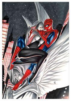 Spider-Man & Spider-Gwen - Thony Silas