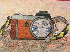 Through a photographers eyes Photographers, Eyes, Drawings, Sketch, Portrait, Drawing, Resim, Paintings, Doodle