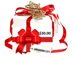 $30.00 Amazon Gift Card (12/31/16) {ww} with exceptions via... sweepstakes IFTTT reddit giveaways freebies contests