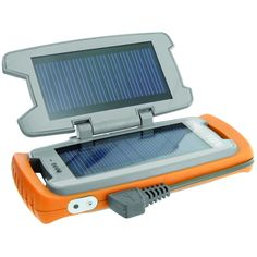 An efficient and compact integrated solar charger, the Restore boasts a 90 percent power capture. This means that charging portable devices like iPods, smartphones, digital cameras and more.