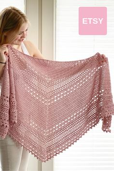 Crochet Lacey Scarf Amp Prayer Shawl Crochet Patterns