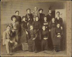 Wellington Art Club Inc., established in 1892 is the oldest Art Club in Wellington. Family History, Art History, Wellington School, Skeleton Arm, Gelatin Silver Print, Mary Elizabeth, Female Poses, Old Art, Art Club