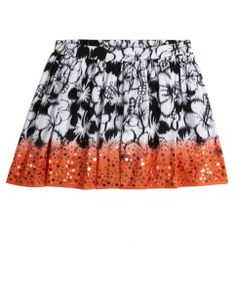Dip Dye Printed Skirt | Girls Skirts & Skorts Clothes | Shop Justice