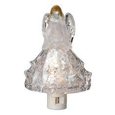St. Nicholas Square Angel Night-Light