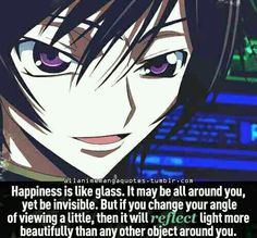 Lelouch Quote