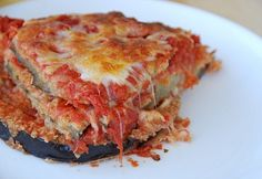 Eggplant Rollatini is a classic dish from Italy; it is rolled eggplant slices with cheese stuffing. This authentic dish is available in Italian restaurants all over the world: http://www.youtube.com/watch?v=_yLYRVFJPLY