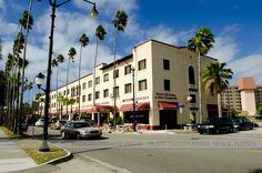 KMI/Venice Mall building - Tampa Avenue