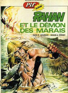 Rahan et le demon des marais  r lecureux