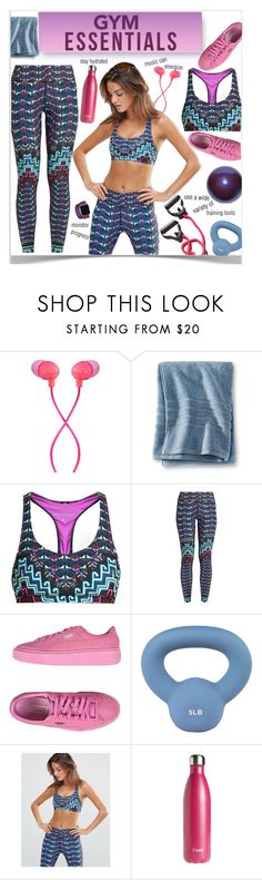 """Gym Essentials 