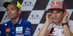 Marquez Anggap Rossi Saingan Terberat MotoGP Musim Ini