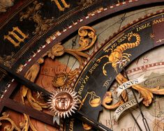 Astronomical Clock at Münster Cathedral in Munster, Westfalen, Germany Tarot, Pantheon Lol, Howleen Wolf, Jace Lightwood, Catty Noir, Night Circus, Harry Potter Aesthetic, Book Aesthetic, Book Of Shadows