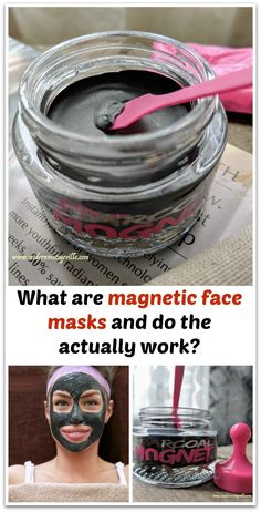 Magnetic mask is qui