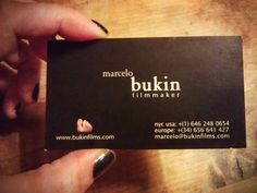#MarceloBukin / the real deal