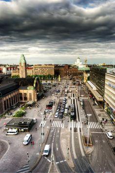 HDR in Helsinki: Revisit