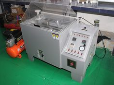 Salt Spray Test Machine: it can test product's ability to resist salt spray corrosion.
