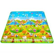 Activity & Gear Romantic Newborn Kids Floor Mats Baby Crawling Blanket Cotton Chilren Padded Mat Round Carpet Play Rug Kids Room Decoration Baby Gyms & Playmats