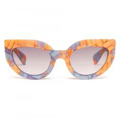 BIMBA Y LOLA GAFA CAT-EYE #cateye #sunglasses #bimbaylola