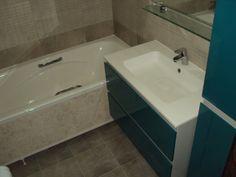 Ремонт ванной под ключ 4 кв.м. фото, Москва   Царьков Владимир Александрович (МастеР)