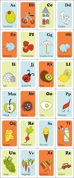 Alphabet | Português