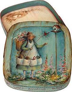 The Gardener - JP1066  Jo Sonja Jansen/ I love this,,,someday   sec