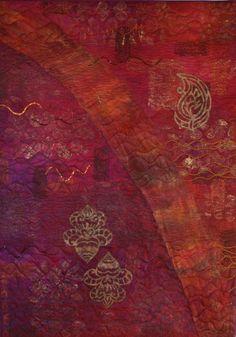 colours & texture (origin unknown)