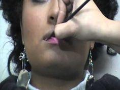 MAQUIAGEM PARA AS OBREIRAS PELE NEGRA PART II - YouTube