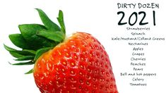 Dirty Dozen, Clean 15 lists released for2021 – Produce Blue Book Clean Fifteen, Clean 15, Fresh Fruits And Vegetables, Fruit And Veg, Veggies, Honeydew And Cantaloupe, Cauliflower Mushroom, Strawberry Spinach, Non Organic