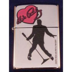 Αναπτήρας Zippo Elvis Presley Τραγουδιστής Elvis Presley, Smokers, Baseball Cards, Gifts, Favors, Presents, Gift