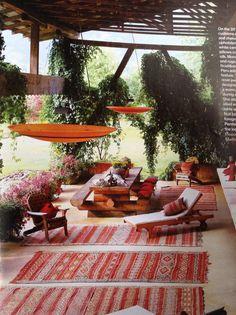 Martha Sturdy garden