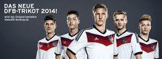 Germany adidas 2013-15 Home