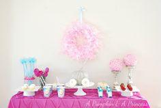 festa cinderela mesa de festas cinderela